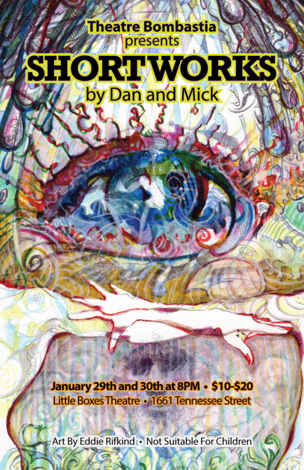 Short Works by Dan and Mick poster