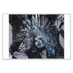 "Trixxie Remixed poster 20"" x 30"""