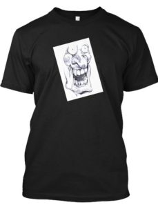 hysterical laughter t-shirt